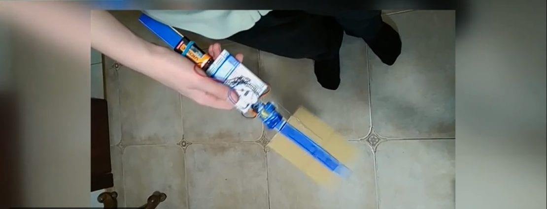 В Днепре девятиклассник изобрел зарядное устройство. Новости Днепра