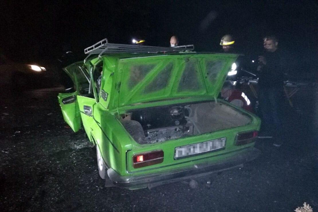 В Днепропетровской области произошло серьезное ДТП: машины всмятку, есть пострадавшие (Фото)